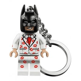 Kiss Kiss Tuxedo Batman klíčenka (polybag)