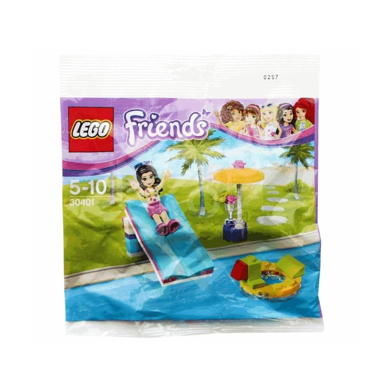 Pool Foam Slide (polybag)