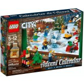 LEGO® City adventní kalendář 2017