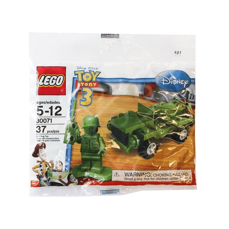 Army Jeep (polybag)