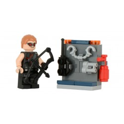 Hawkeye with equipment (polybag)