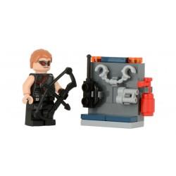 Hawkeye with equipment (polybag)