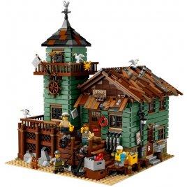 Starý rybářský obchod
