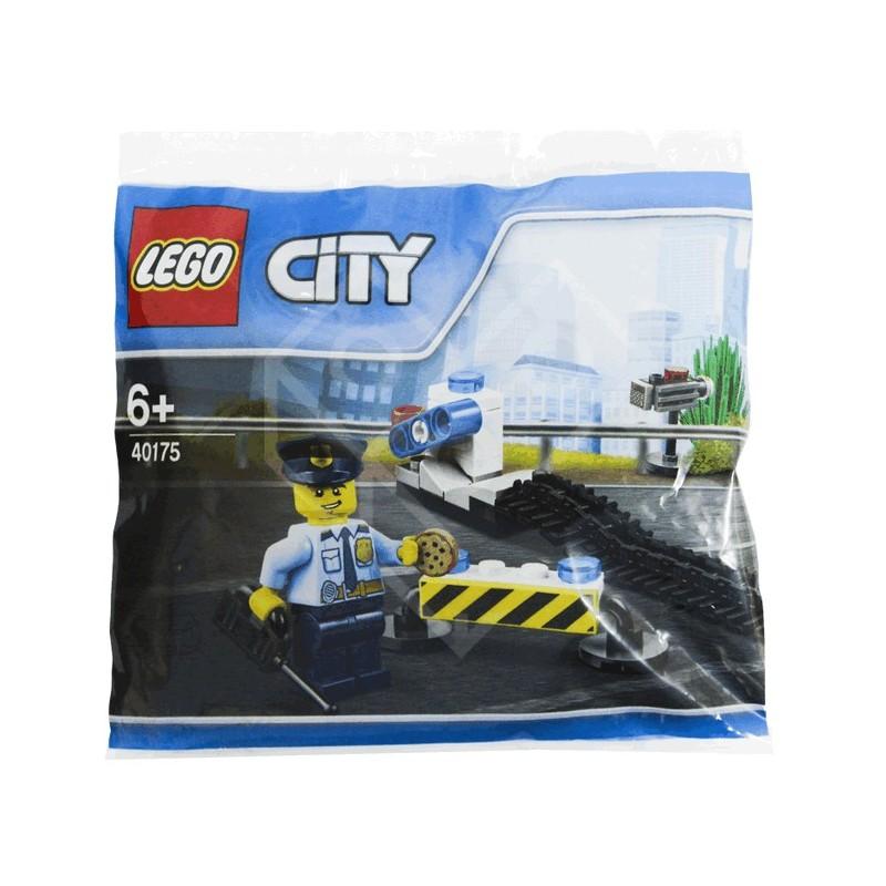 Policejní set (polybag)