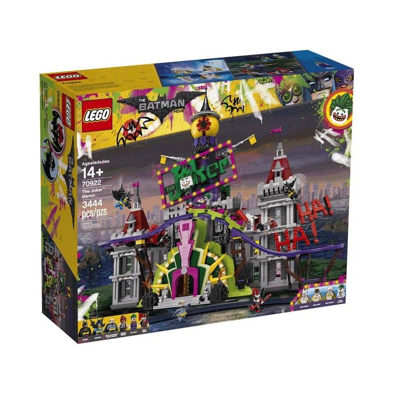 Jokerovo sídlo