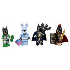 The LEGO Batman Movie Minifigure Collection