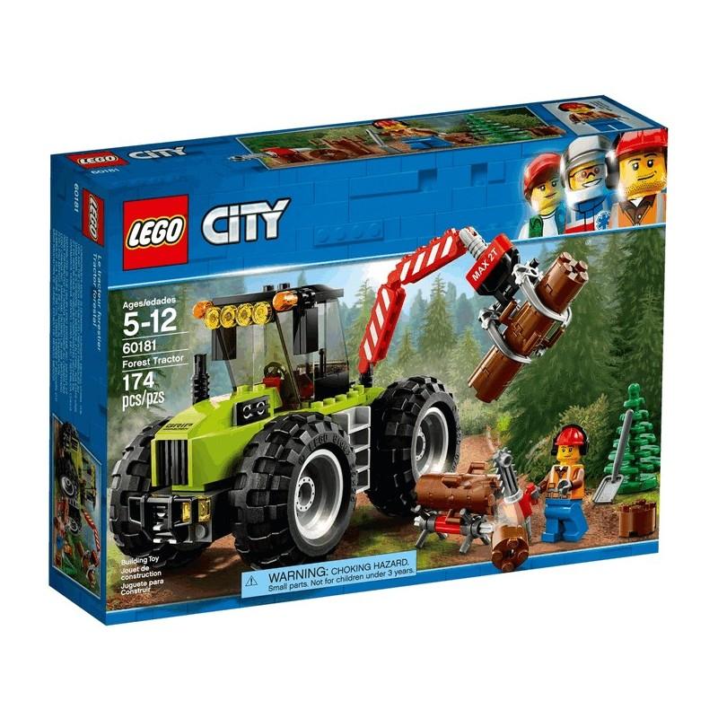 Traktor do lesa