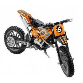 Motokrosová motorka