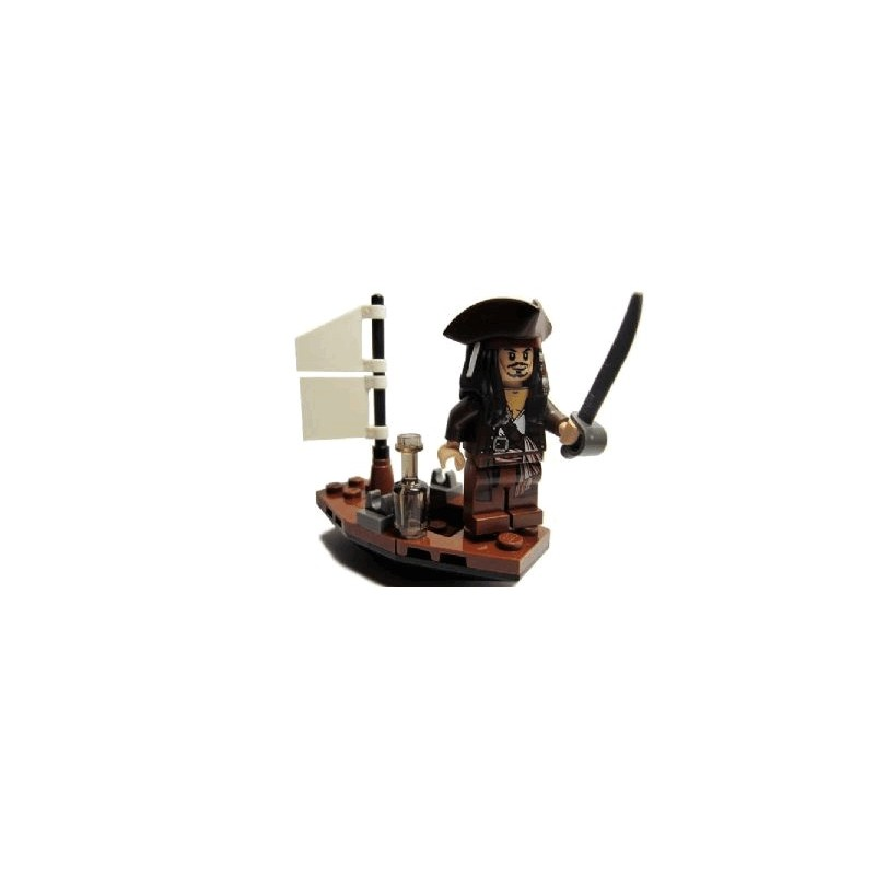 Jack Sparrow\'s Boat (polybag)