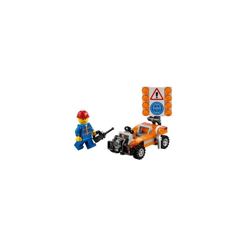 Road Worker (polybag)