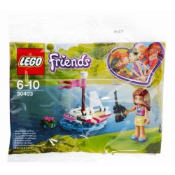 Olivia\'s Remote Control Boat (polybag)