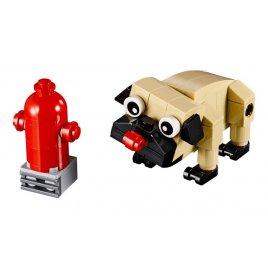 Cute Pug (polybag)