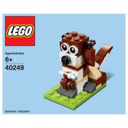 St. Bernard Dog (polybag)