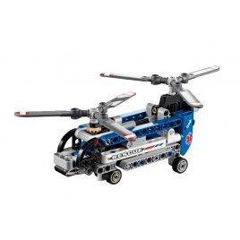 Helikoptéra se dvěma rotory