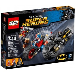 Batman™: Motocyklová honička v Gotham City