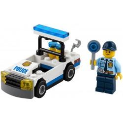 Policejní auto (polybag)