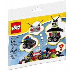 Robot/Vehicle free builds (polybag)