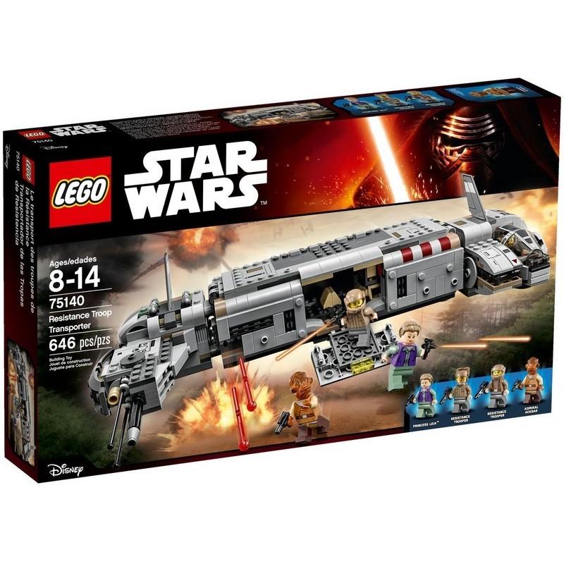 Resistance Troop Transporter