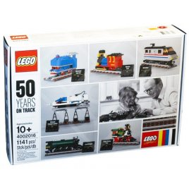 50 Years on Track
