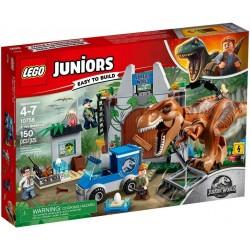 Útěk T. rexe