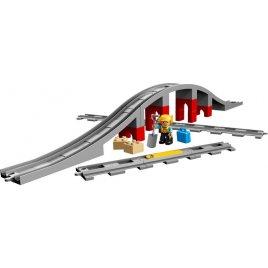 Doplňky k vláčku – most a koleje