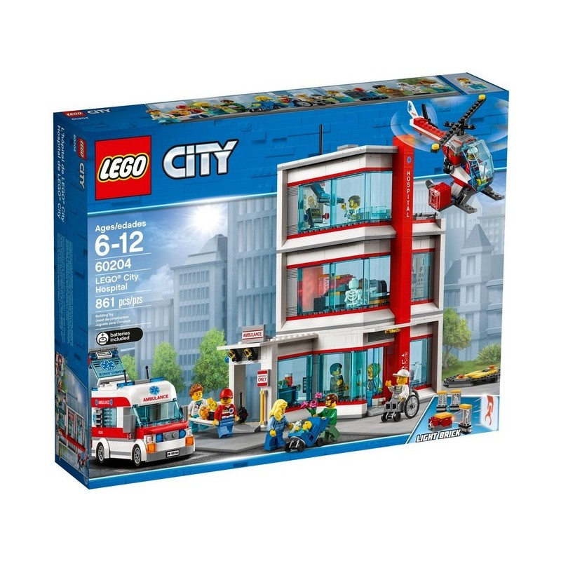 Nemocnice LEGO® City