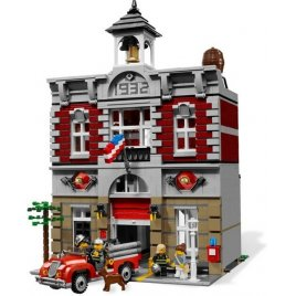 Fire Brigade - zbrojnice
