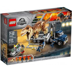 Přeprava T-Rexe