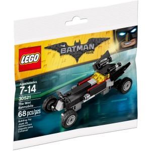 The Mini Batmobile (polybag)