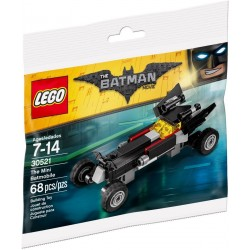 The Mini Batmobile (polybag)