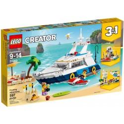 Dobrodružná plavba