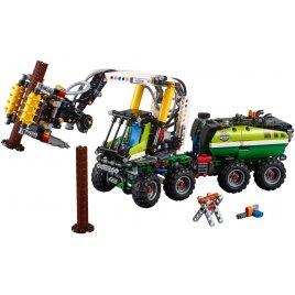 Lesní stroj
