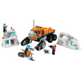 Průzkumné polární vozidlo