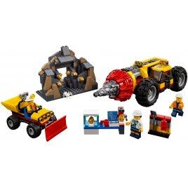Důlní těžební stroj
