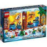 Adventní kalendář LEGO® City 2018