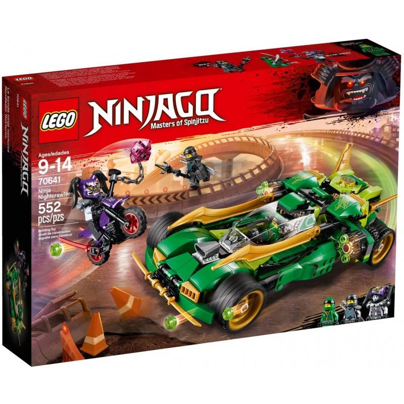 Nindža Nightcrawler