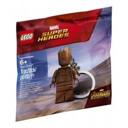 Teen Groot klíčenka (polybag)