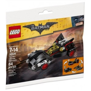 The Mini Ultimate Batmobile (polybag)