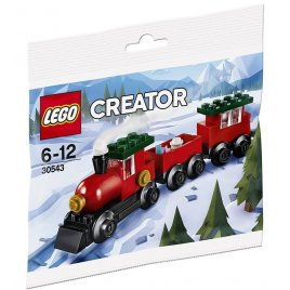 Christmas Train (polybag)