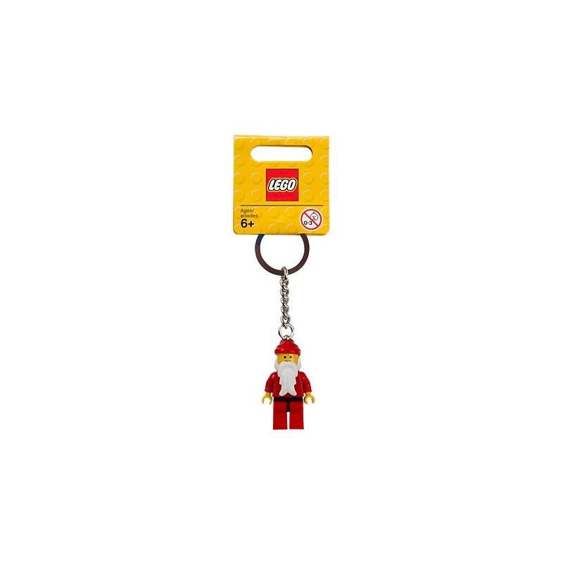 Přívěsek na klíče se Santa Clausem