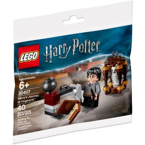 Harry\'s Journey to Hogwarts (polybag)
