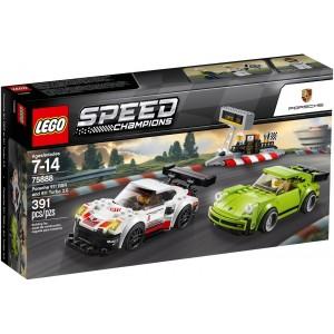 Porsche 911 RSR a 911 Turbo 3,0
