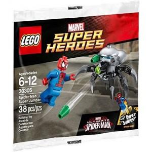Spider-Man Super Jumper (polybag)