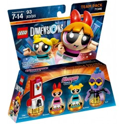 The Powerpuff Girls Team Pack
