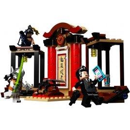 Hanzo vs. Genji