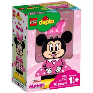Moje první Minnie