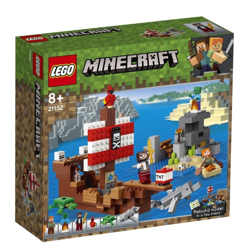 Dobrodružství pirátské lodi