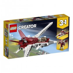 Futuristický letoun