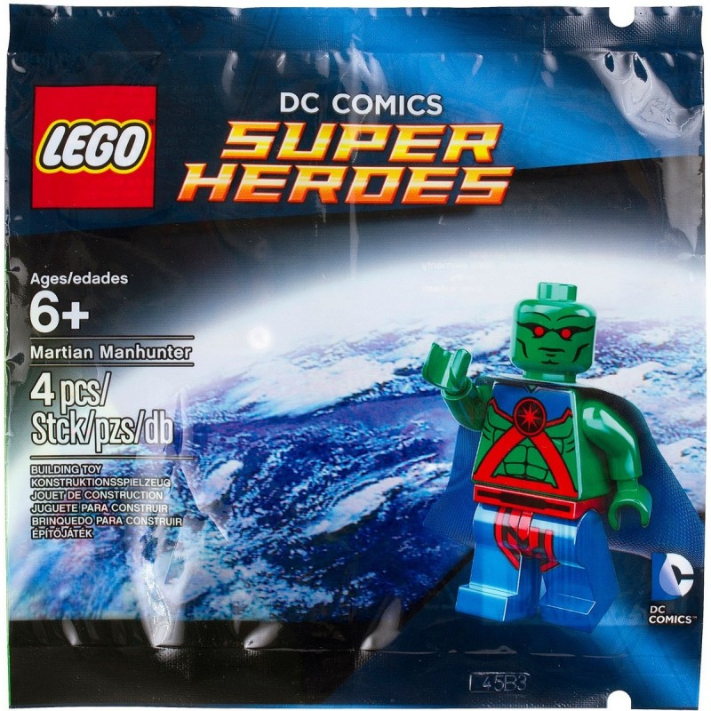 SH Martian Manhunter (polybag)