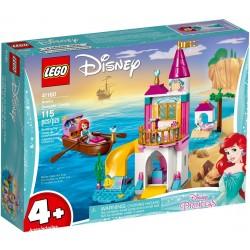 Ariel a její hrad u more